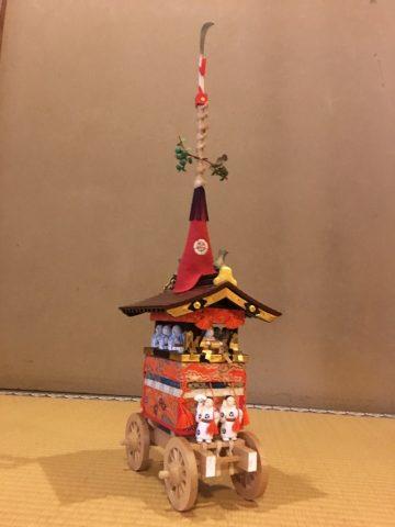 祇園会の茶