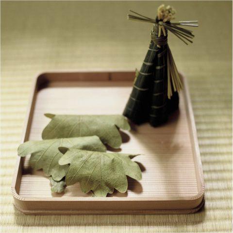 京都の柏餅20170505